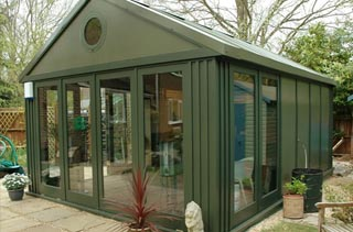 Garden Office Buildings Essex